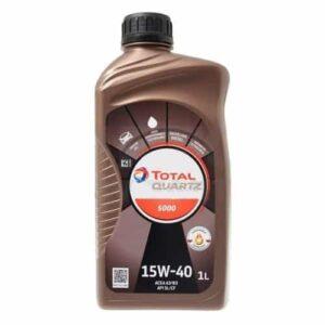 TOTAL ulje QUARTZ 5000 15w40, total ulje 15w40 cena, minralno ulje, total 15w40, total ulje beograd, total ulje srbija