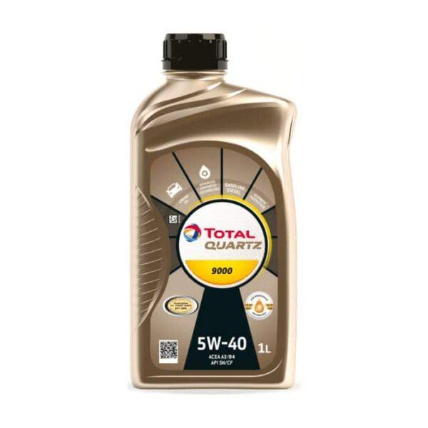 total ulje Quartz 9000 5w40