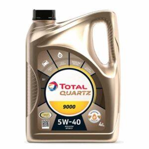 TOTAL Quartz 9000 10w40, total 5w40 cena, total beograd, total polusintetičko ulje, total q9000 cena, total ulje 5w40 cena