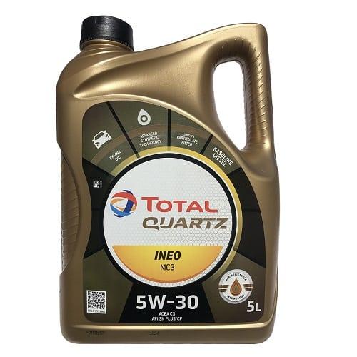 total ulje 5w30 INEO MC3 5L