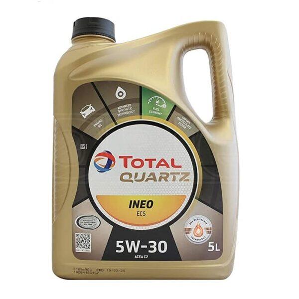 total ulje 5w30 INEO ecs